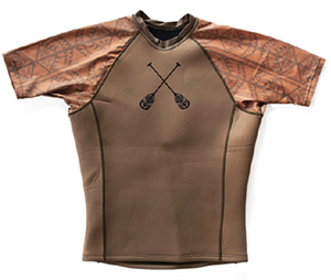 CABBO Super Rashguard ( short / long sleeve )
