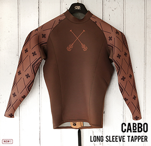 CABBO Long-Sleeve Tapper