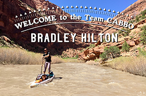 Bradley Hiltonがチームライダーになりました!