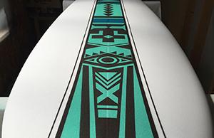KEWRE x CABBO Surfboard