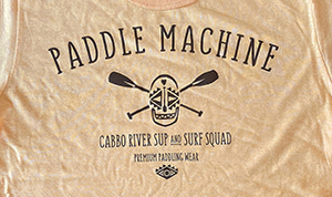 Paddle Machine T-shirt NEW color!!!